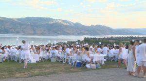 Diner en Blanc Okanagan 2017 hosts 1,100 guests