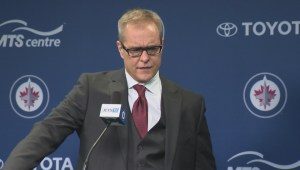Winnipeg Jets Post Game Reaction – Oct. 17