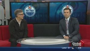 Sports writer Jim Matheson weighs in on Oilers winning the NHL draft lottery