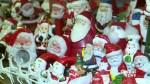 Lethbridge man collects Santas, lots of them