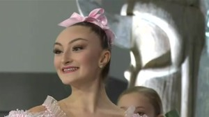 Nutcracker dancers from Vancouver's Goh Ballet perform at Christmas Wish Breakfast