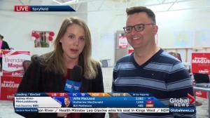 Nova Scotia election: Brendan Maguire calls being elected 'surreal'