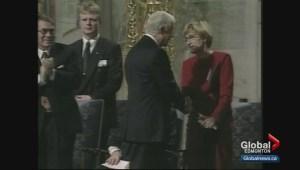 Former President Carter in Edmonton