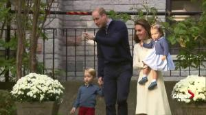 Royal family set to depart Canada Saturday