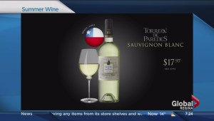 Perfect summer wines