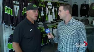 Saskatchewan Rush making off-season moves with eye to NLL expansion