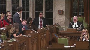 Opposition leaders honour Kevin Vickers's heroism during Wednesday's attack