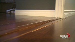 Burlington woman struggles with improperly installed flooring