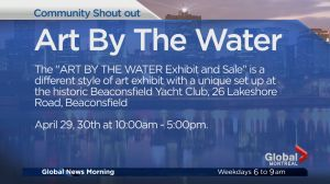 Community Events: Art By The Water