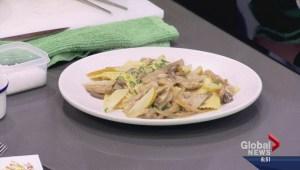 Saturday Chefs: Celeriac ravioli with porcini mushrooms