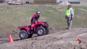 New safety rules top priority for ATV crash survivor