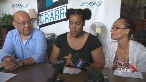 Racial profiling in violent arrest