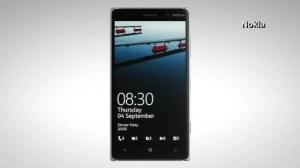 Microsoft unveils new phone