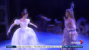 'Cinderella' fairy tale takes over Northern Alberta Jubilee Auditorium