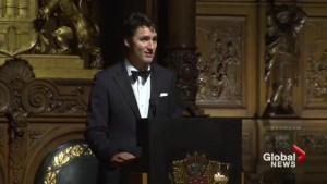 Justin Trudeau addresses free trade, highlights middle class concerns around the world during trip to Europe