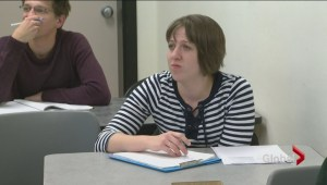 Calgary professor bans modern technology in his classroom