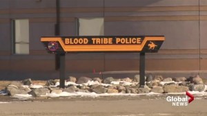 Blood Tribe to enforce trespass bylaw