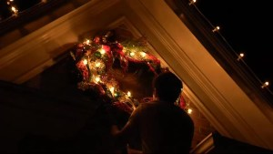 Holiday decorating dangers