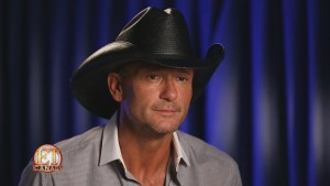 Tim McGraw Responds To The Fan Slapping Incident