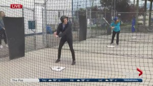 Batting cages a big hit at Thunder Rapids