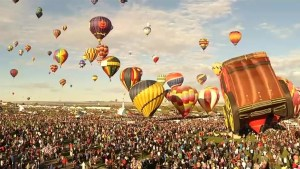 New Mexico kicks off 45th annual balloon festival