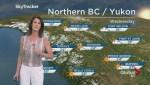 BC Evening Weather Forecast: Jul 4