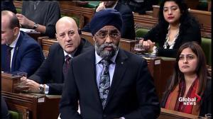 Minister of National Defence confirms CF-18 crash at Cold Lake