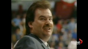 Legendary coach Pat Burns inducted into the Hockey Hall of Fame