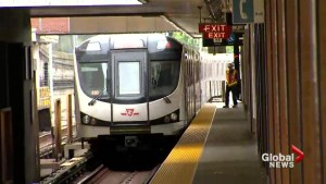 TTC union warns of job action over subway air quality