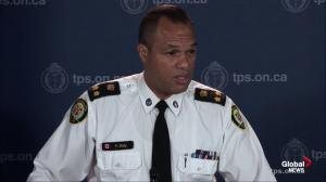 Toronto police comment on Muzik security staff during shooting
