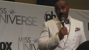 Steve Harvey explains mistaken Miss Universe announcement, dismisses need for training