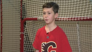 8-year-old Regina boy named Hockey Canada ambassador