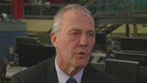 Extended interview: Bill Blair on running for Liberals