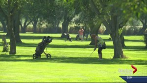 Golf on the upswing in Okanagan