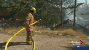 Police Investigate House Fire
