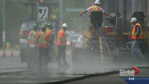 Aggressive overnight road construction campaign better for daily commuters