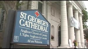 Two Kingston churches celebrate milestones