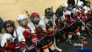 Esso Minor Hockey Week: Bow Valley Flames