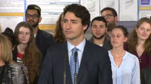 'I have no further comment at this time': Trudeau mum on minister of fisheries resignation