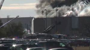 At least four dead after plane crashes into air safety building in Wichita