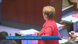 City council votes to continue funding Toronto pride parade