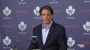 Brendan Shanahan: Changes are coming to Maple Leafs roster