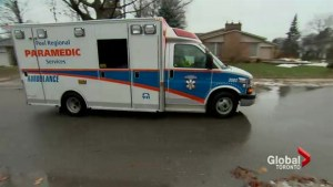 Icy conditions kept GTA emergency crews busy responding to calls