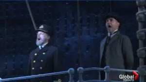 Titantic the musical