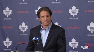 Can new Maple Leafs GM work with staff already in place?