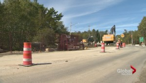 Permit pulled from Halifax Water worksite