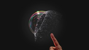 We all live in a bubble. Here's why you step out of it, according to experts