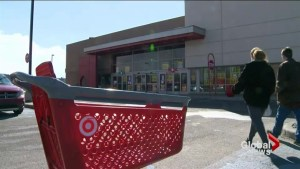 Target stores in Canada start to close
