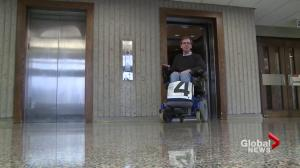 Wheelchair users go to court to force human rights commission to hear their complaint