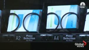 UC Davis now offering vending machine that dispenses contraceptives